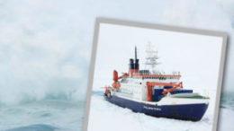 Aufbruch in die Antarktis