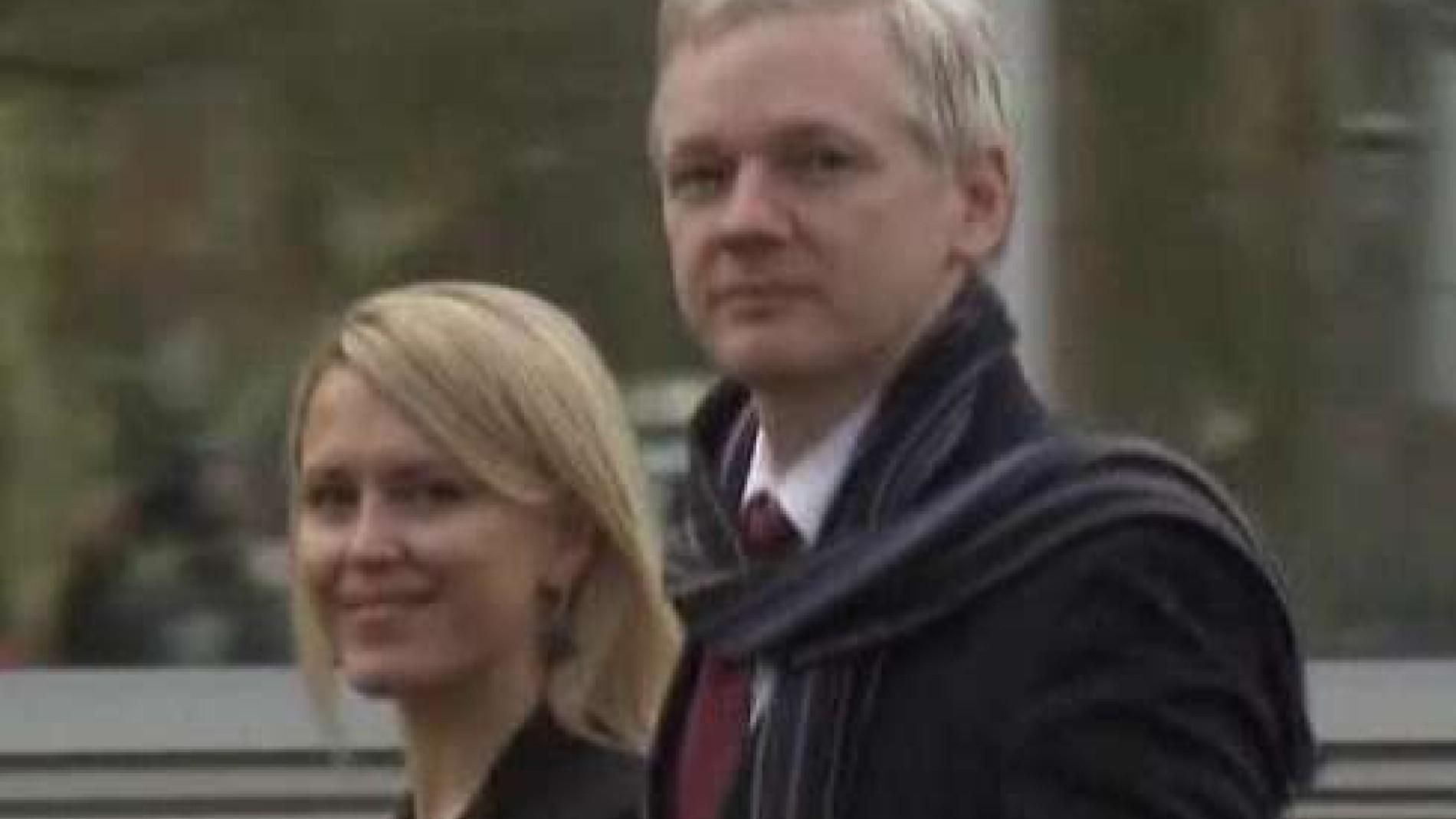 Vergewaltigungsvorwürfe Assange Darf An Schweden Ausgeliefert