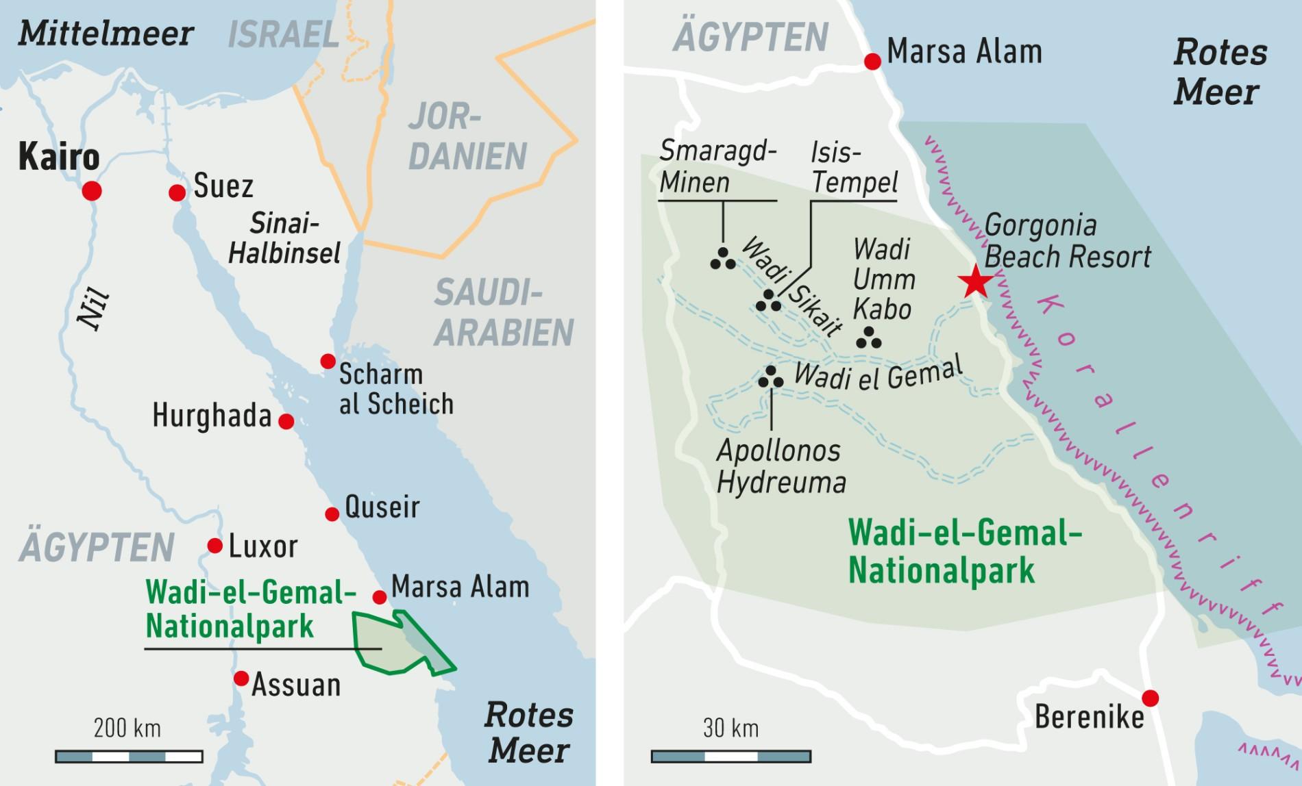 Wetter marsa alam, qesm marsa alam, ägypten