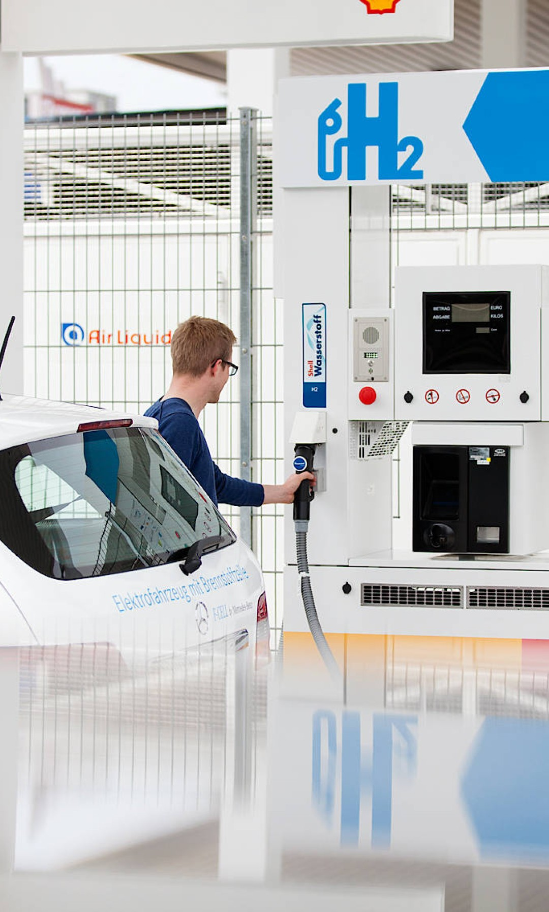 Die Rolle des Wasserstoff im Verkehr der Zukunft