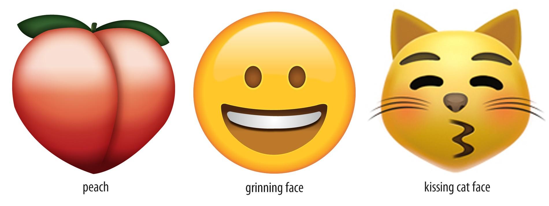 Emoticon was heißt das?