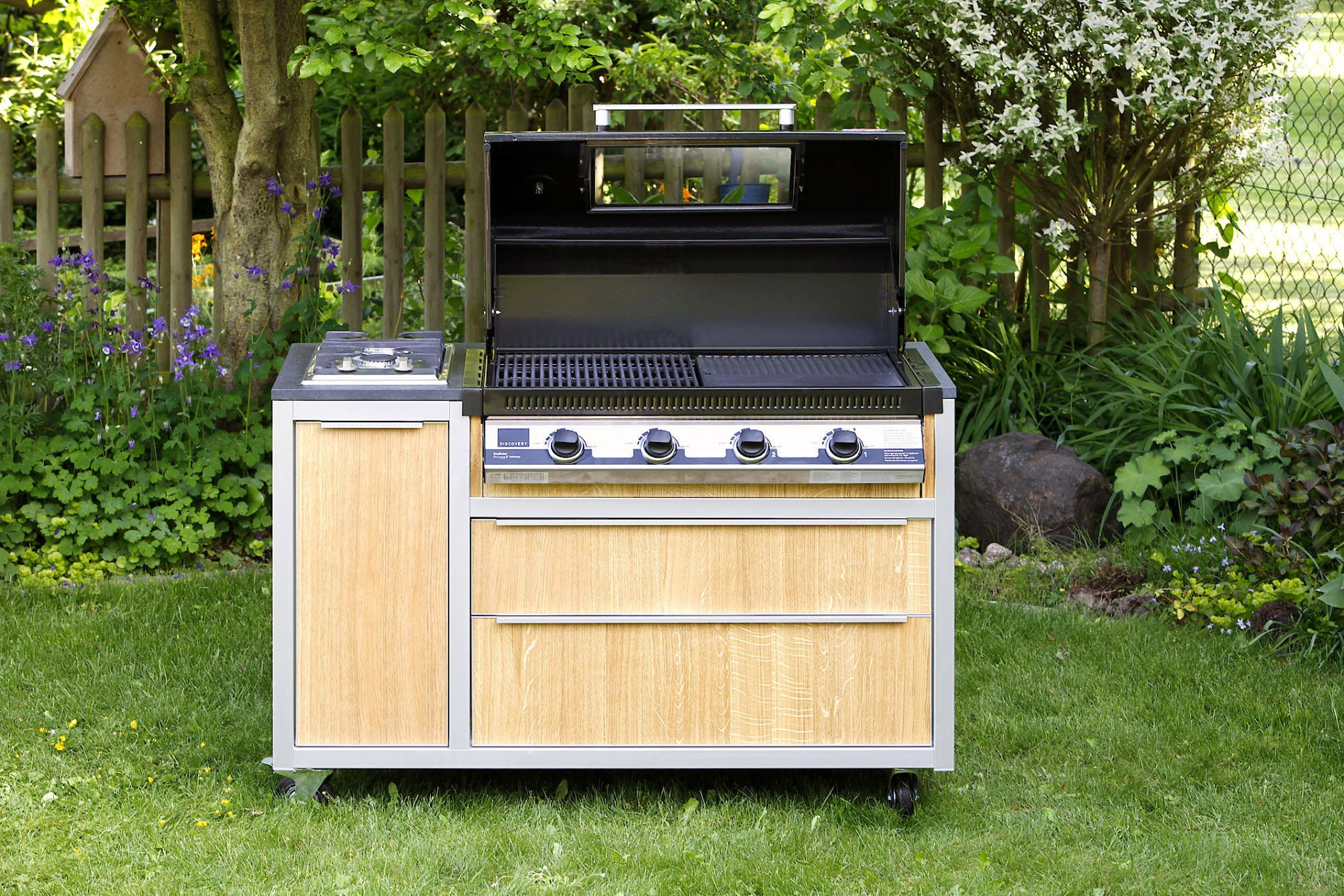 Die Neue Outdoor Küche Buch : Outdoor küchen koch komm raus