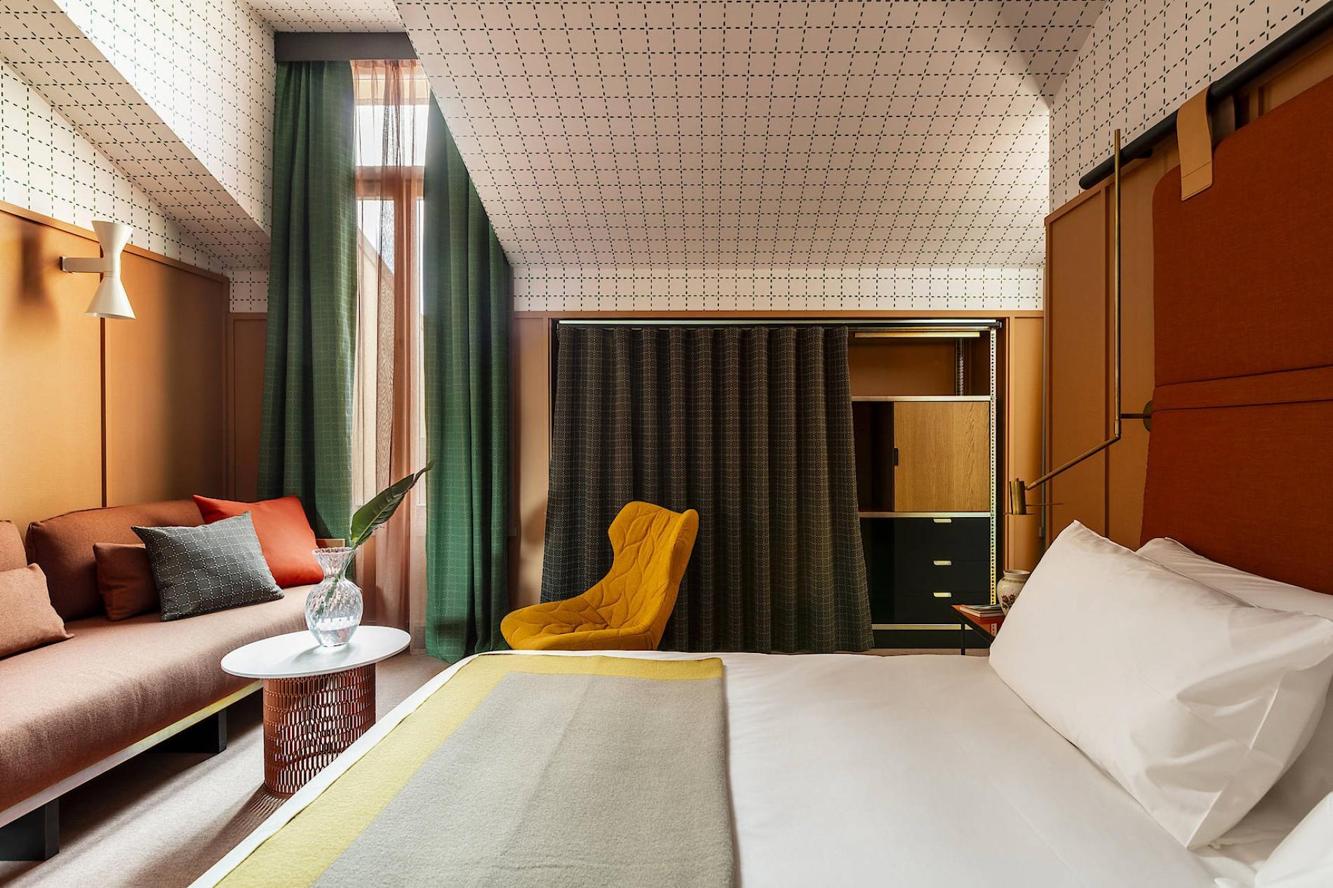 Büros Hotels Züge Und Jets Gemütlichkeit Erobert Die Nutzwertwelt