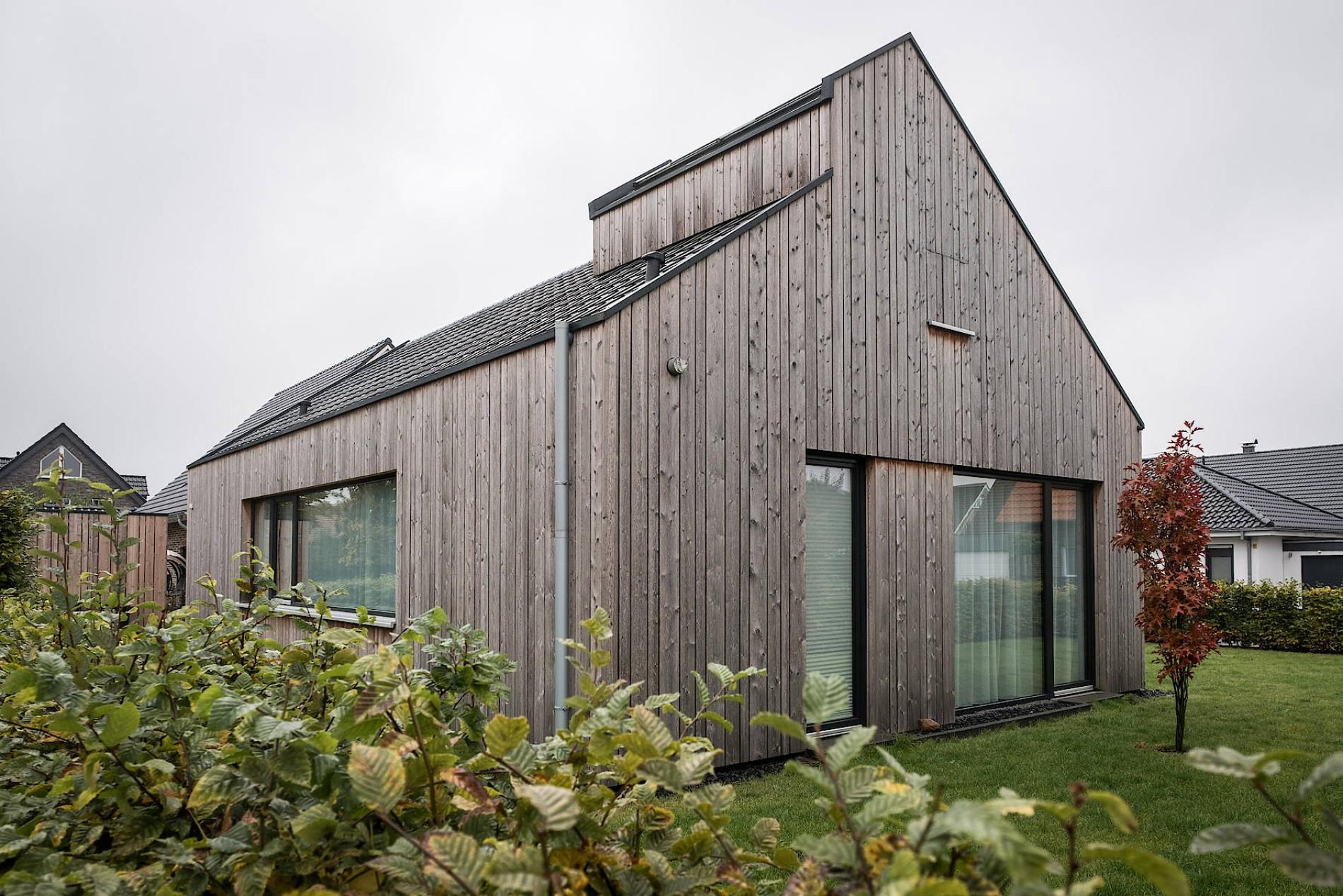 Neue Häuser: Ein Mann, ein Haus, ein Raum