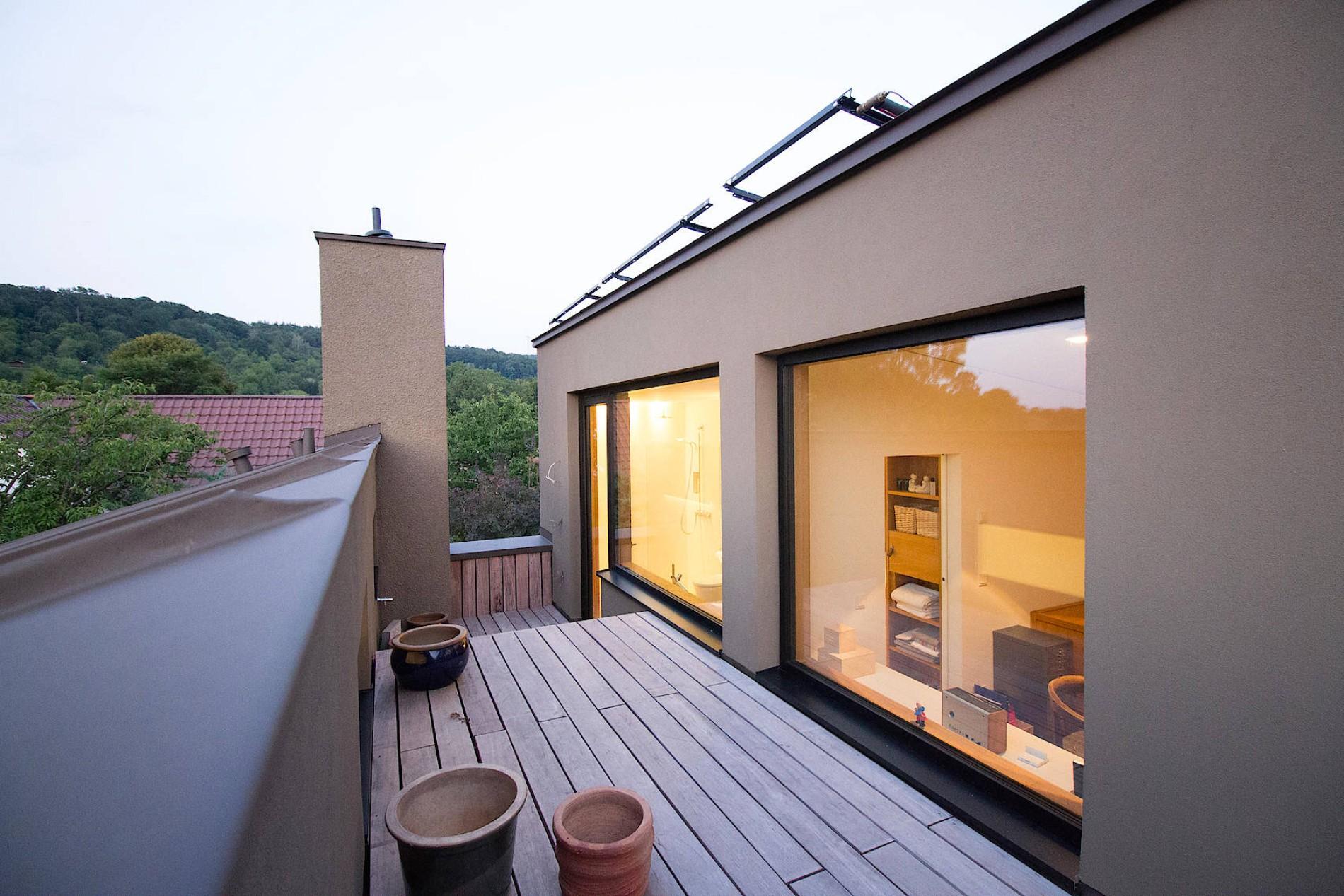 Neue Häuser: Neuer Auftritt fürs alte Haus