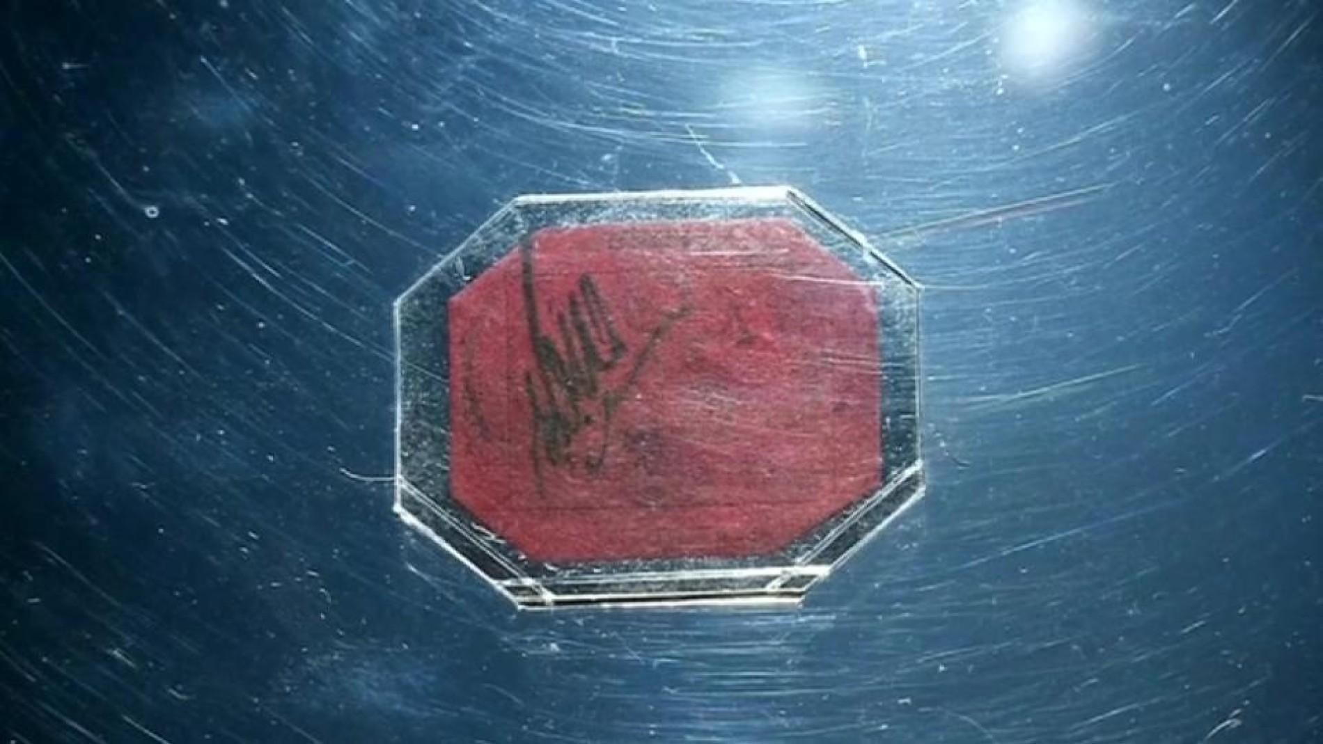 New York Teuerste Briefmarke Der Welt Versteigert Gesellschaft Faz