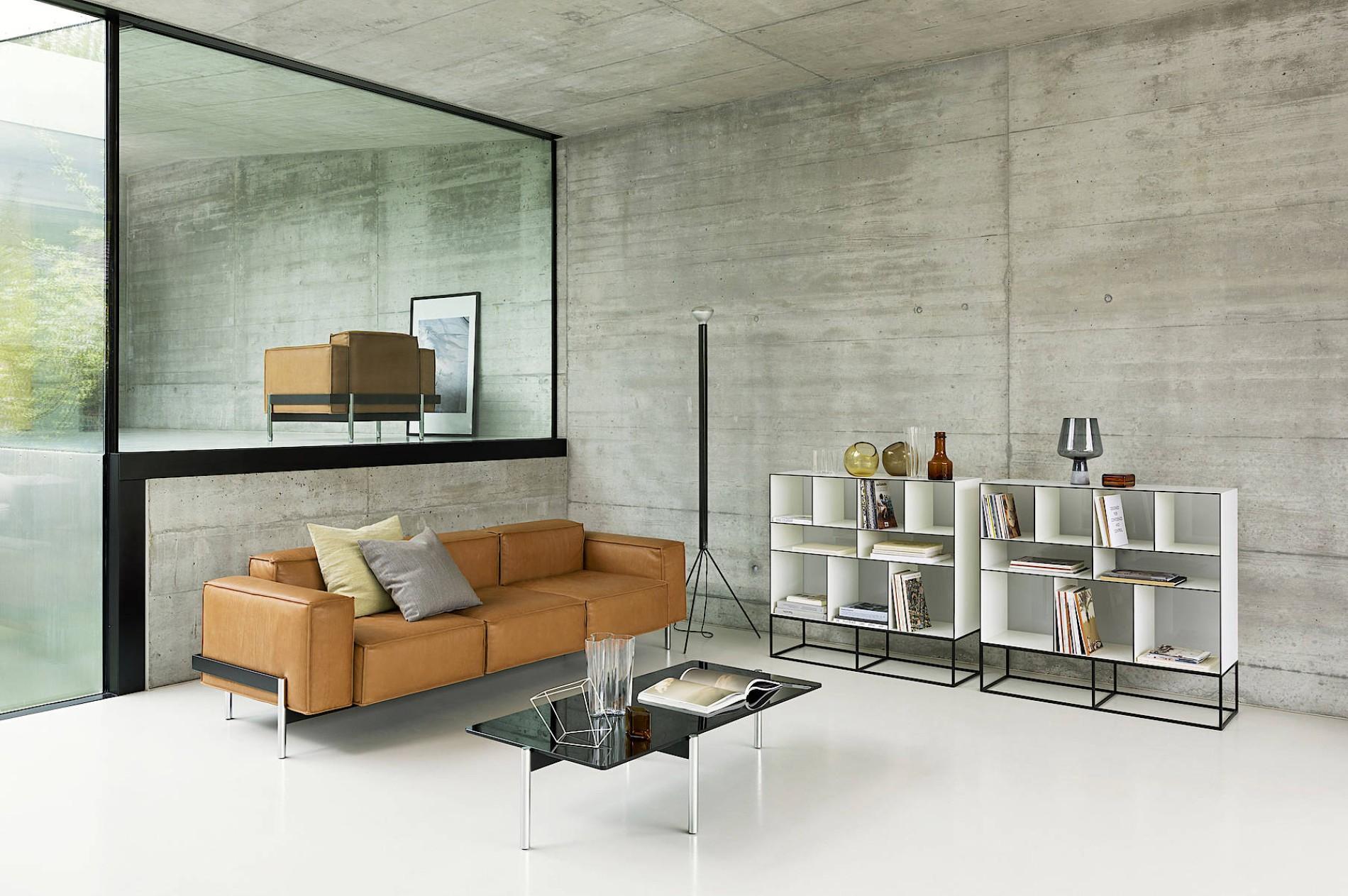Der Neue Minimalismus Bei Möbeln