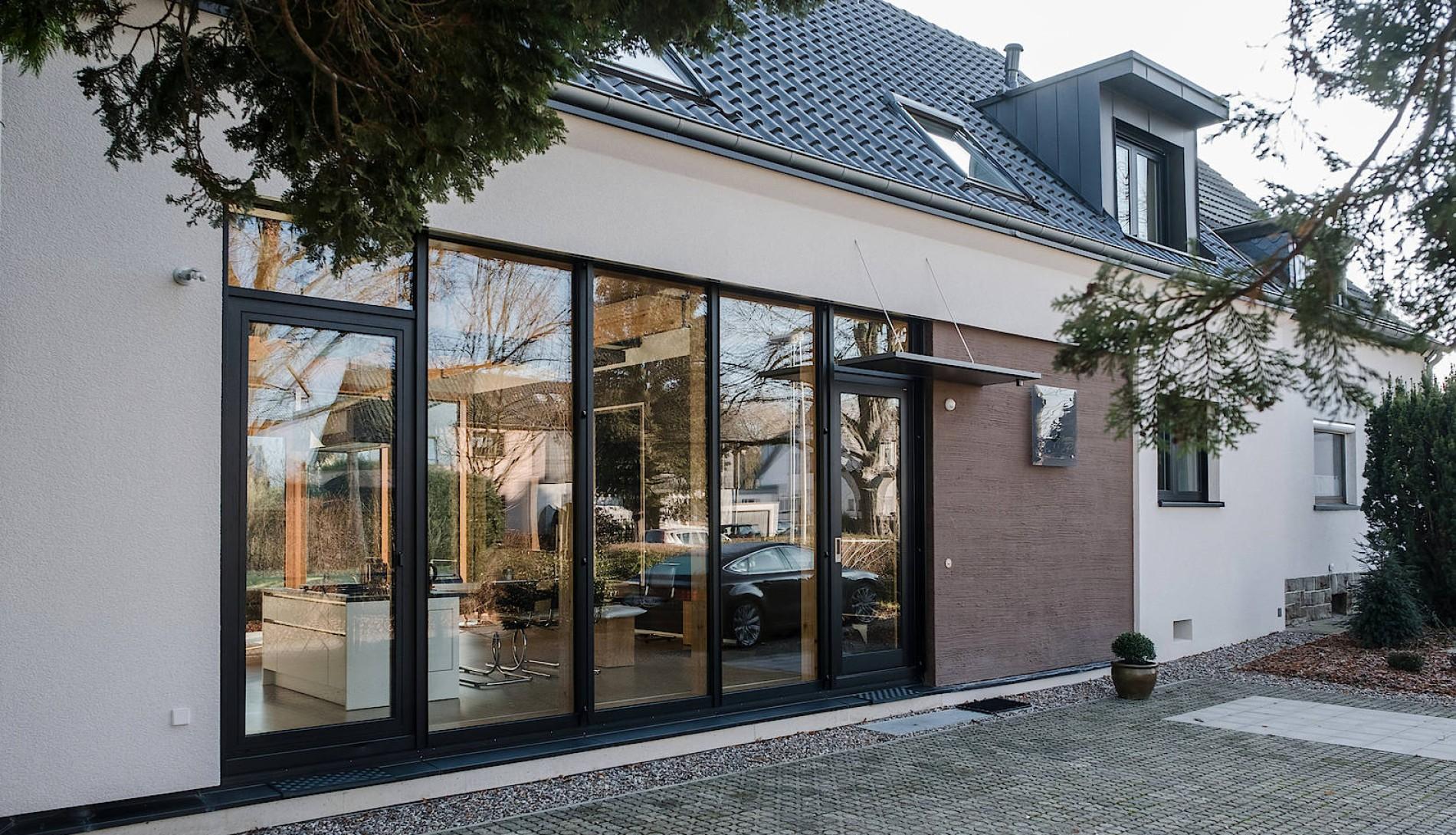Neue Huser Architektur Fr Gehrlose