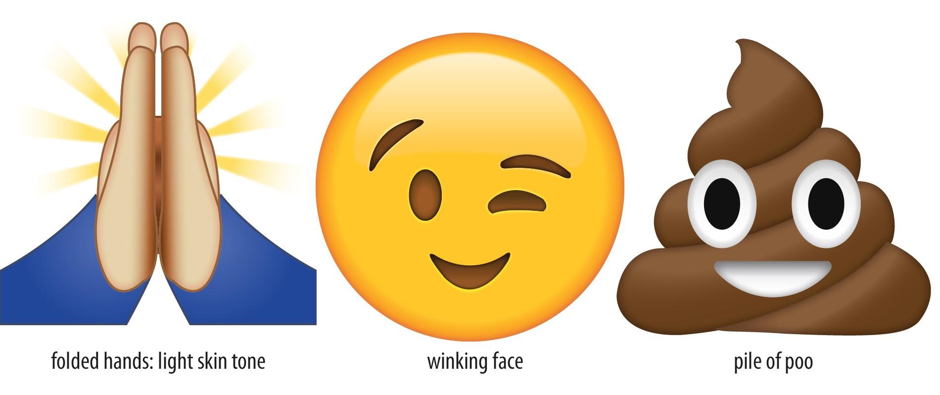 Küsschen emoticon So erstellen
