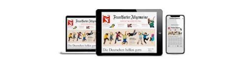 Dieser Artikel ist aus der Frankfurter Allgemeinen Sonntagszeitung