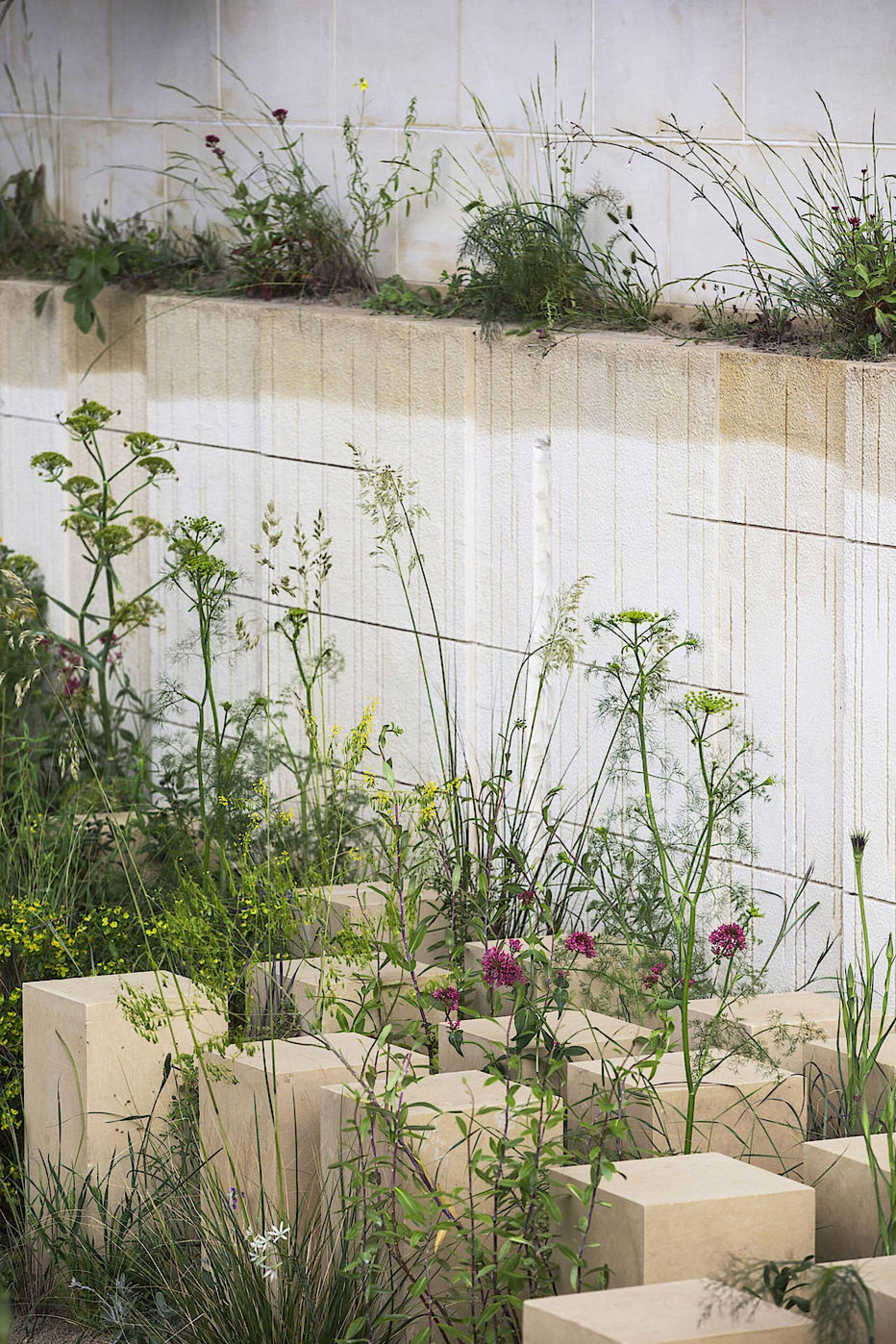 nachhaltige garten kunst skulpturen pflanzen, wohin die trends im gartendesign gehen, Design ideen
