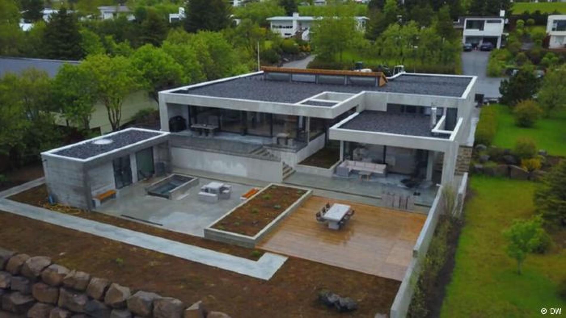Architekten Bungalow rejkjavik: ein 60er-jahre-bungalow in modern