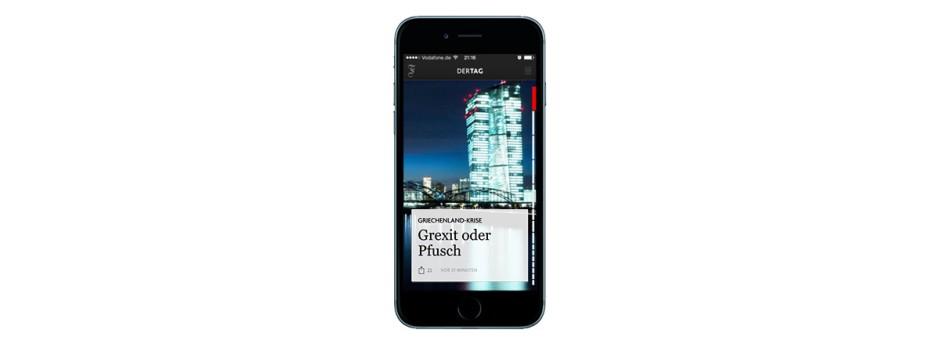 Neue App Der TAG jetzt auch auf Android