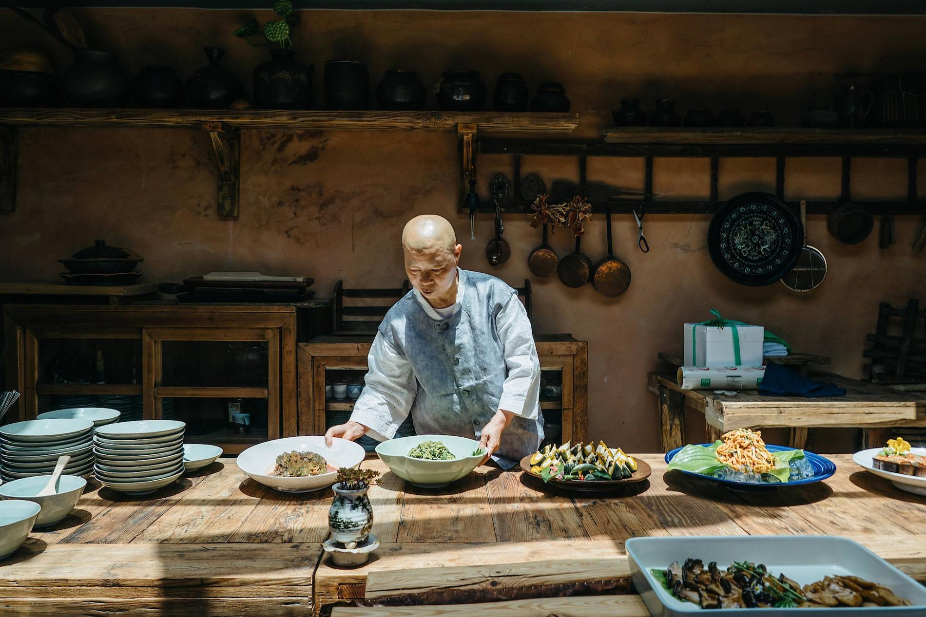 Kulinarische Erleuchtung: Eine Nonne kocht die Küche der Zukunft