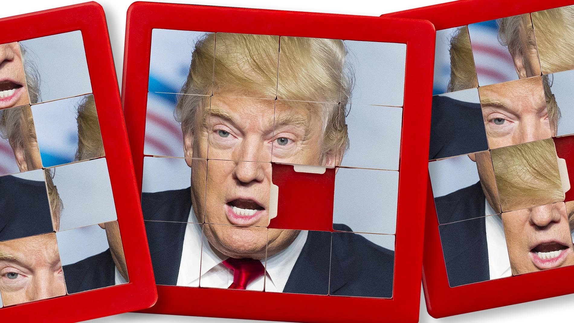 Trumps Werdegang Sei Ein Killer Sei Ein König