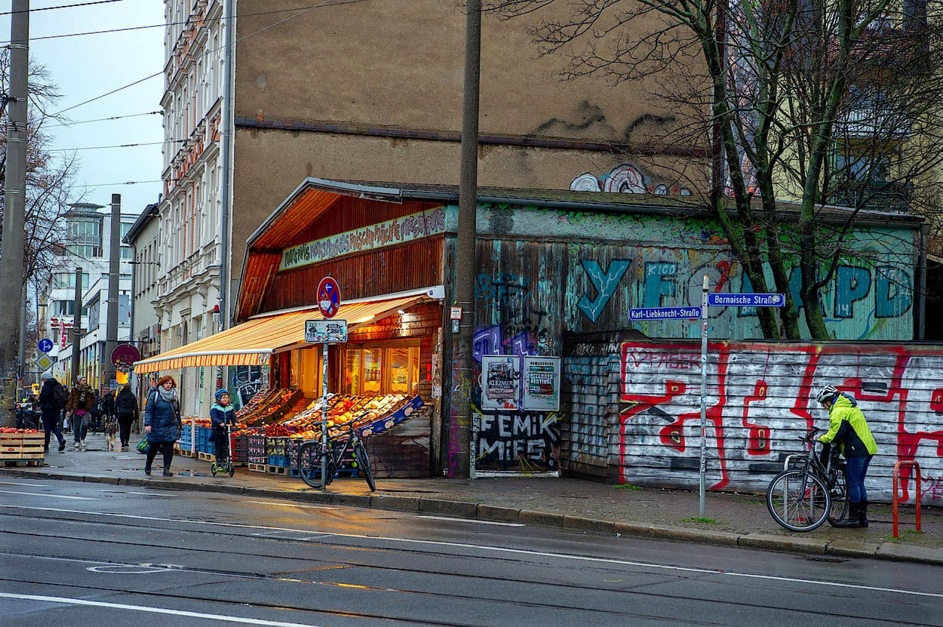Was Den Stadtteil Connewitz In Leipzig Ausmacht