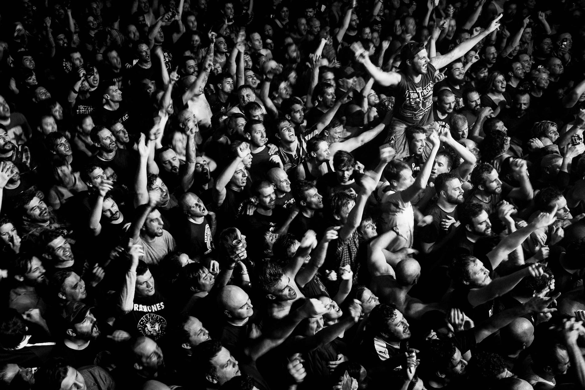 Die Toten Hosen Auf Tour In Argentinien Hasta La Muerte
