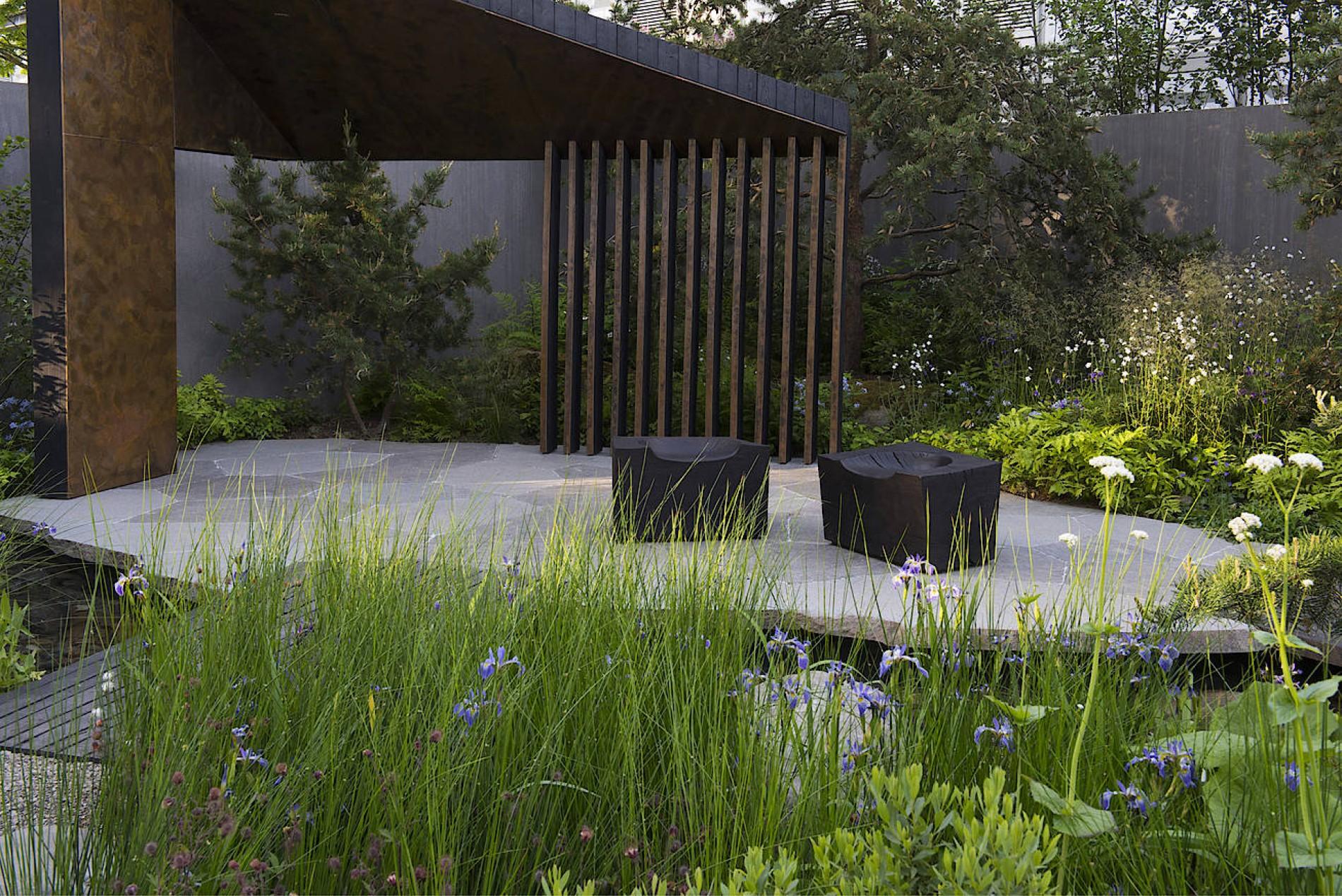 Gartendesign  Wohin die Trends im Gartendesign gehen