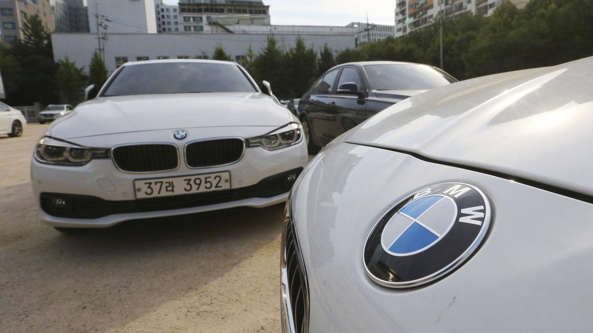 Südkorea Erteilt Fahrverbote Für Bmw Autos In Korea