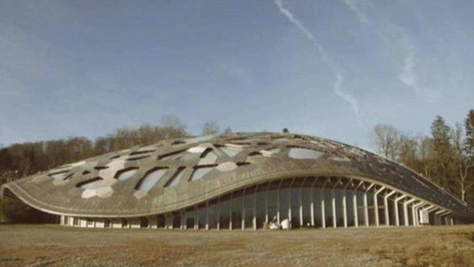 Zuruck Zu Den Ursprungen Moderne Architektur Aus Holz