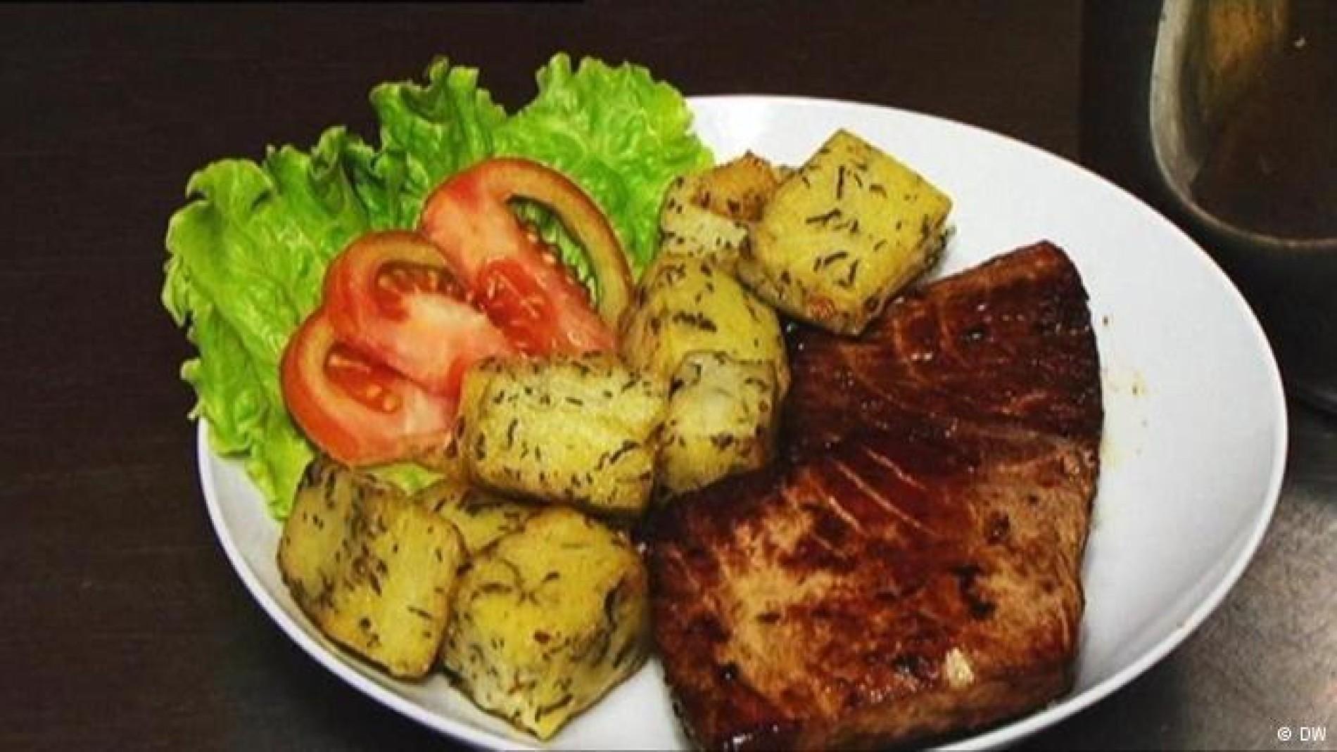 Portugiesische Küche: Thunfisch-Rezept von der Insel Madeira - Stil ...