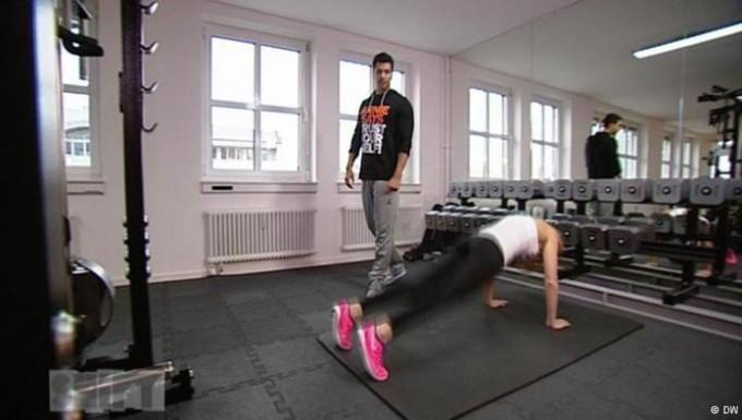 Fitnessraum zu hause luxus  Die neuen Edel-Fitness-Studios bieten Hightech auf dem Laufband