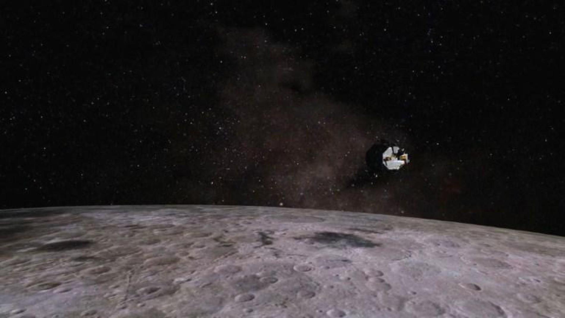 Esa Will Vom Mond Zum Mars