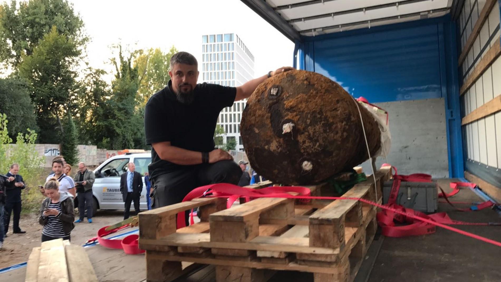 Dresden: Über die Hintergründe einer Bombenentschärfung