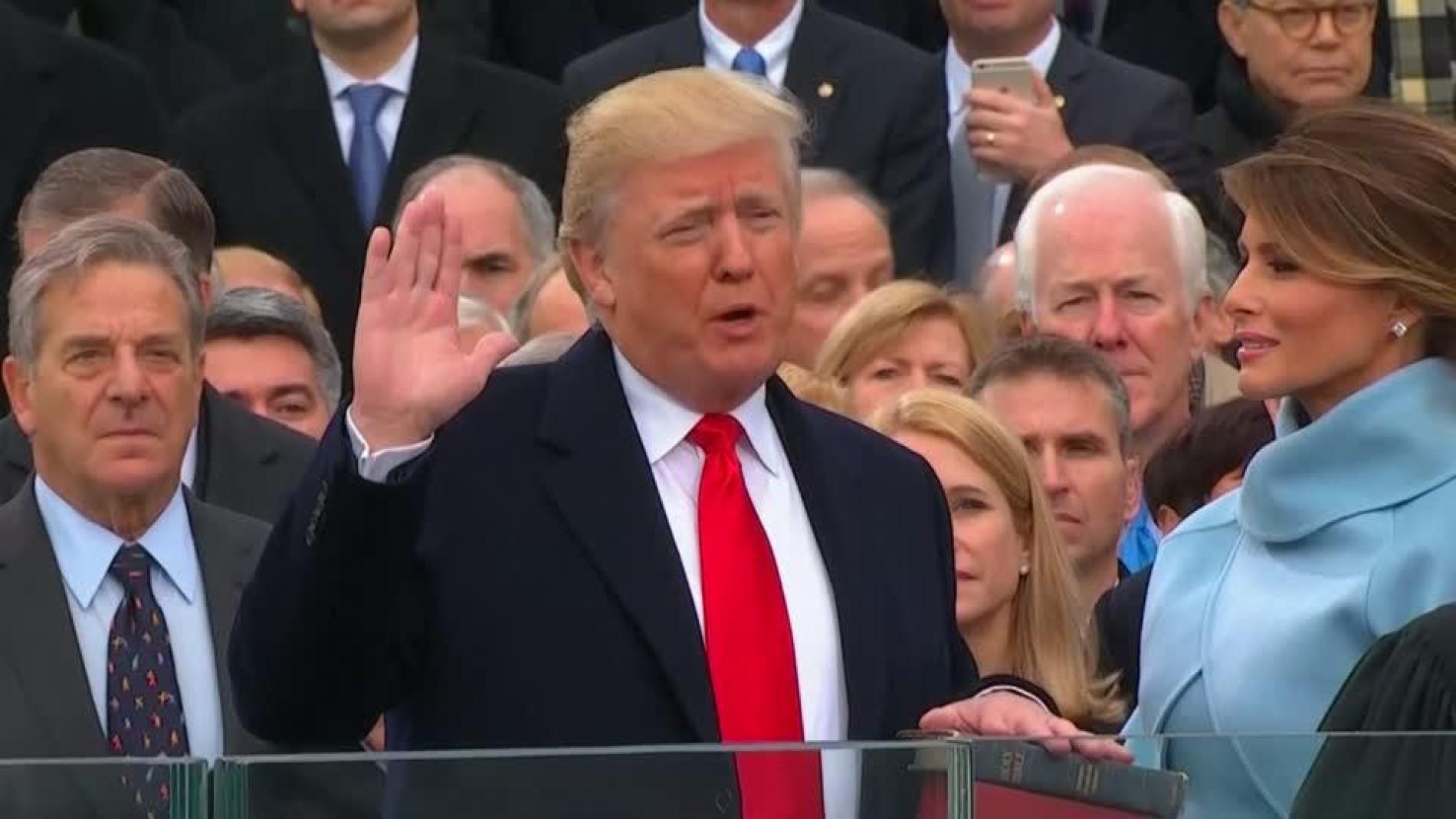Amerikas neuer Staatschef: His Way - Trumps Präsidentschaft - FAZ