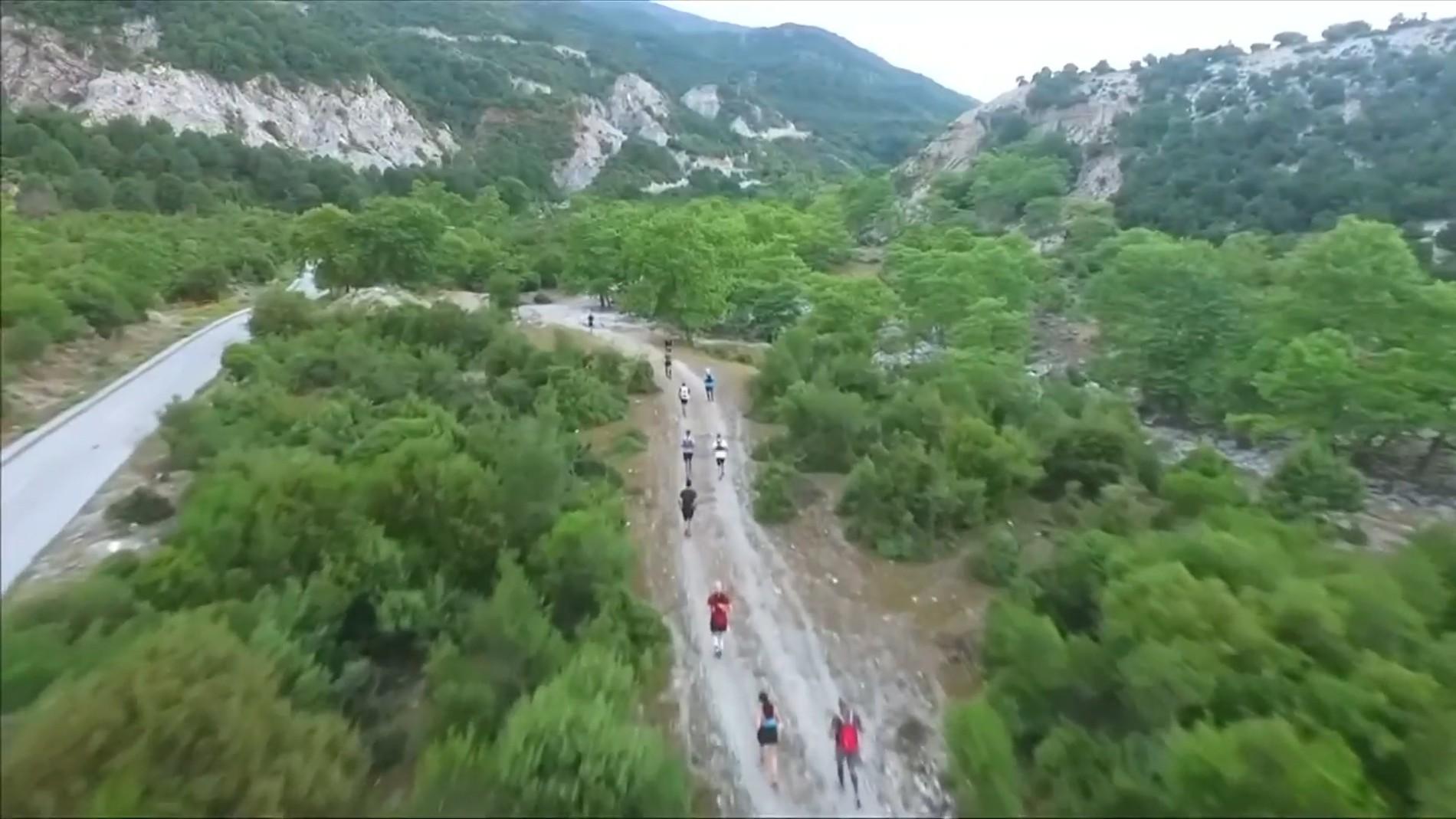 bestbewertetes Original offizieller Verkauf heiß-verkaufender Beamter Marathon auf dem Olymp: Laufen, wo die Götter wohnen