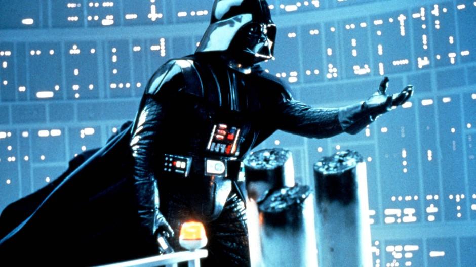 Mythos Star Wars Er Ist Ein Mensch Und Keine Maschine