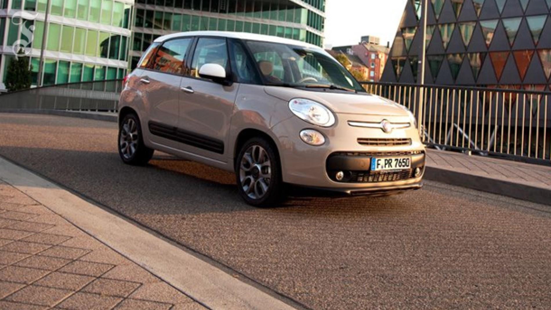 Fahrtbericht Fiat 500l Der Liebling Der Hausmänner Fahrberichte Faz
