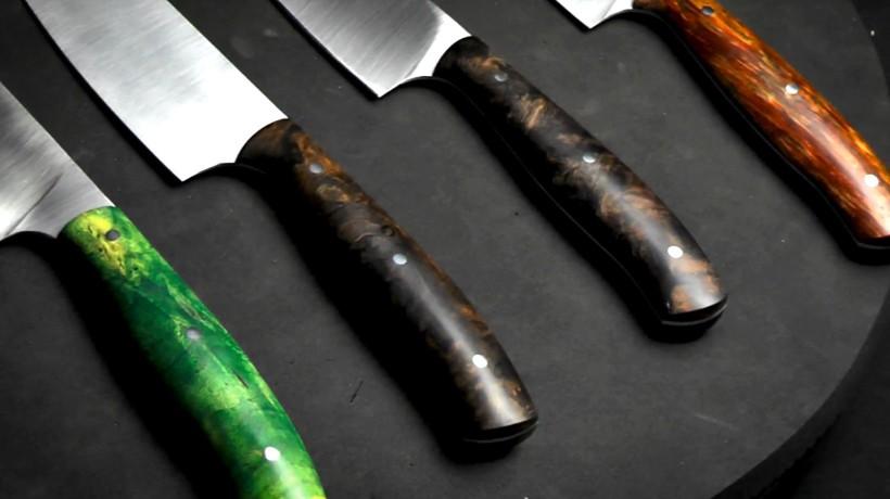 So Schmiedet Man Sich Ein Messer Selbst