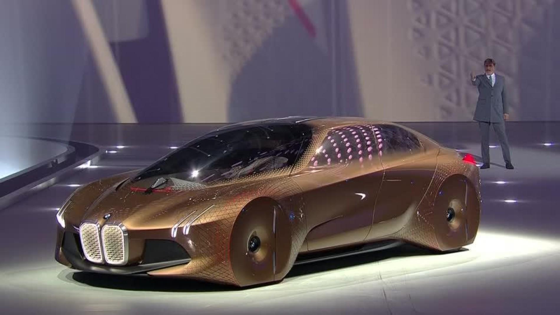 BMW-Jubiläum: Das Auto als rollender Computer - Unternehmen - FAZ