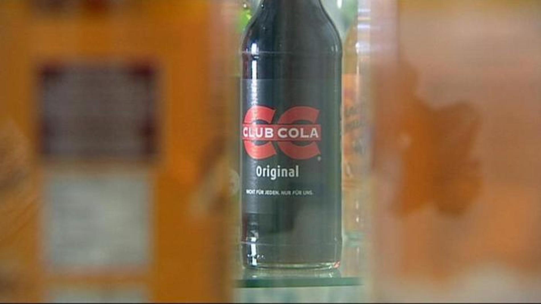 Das Kultgetränk des Ostens: So überlebte die Club Cola ...