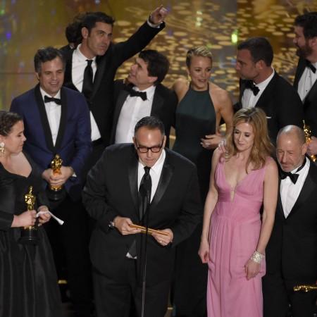 0fca7c5f9af975 Die Gewinner der Oscar-Verleihung 2016 in Los Angeles