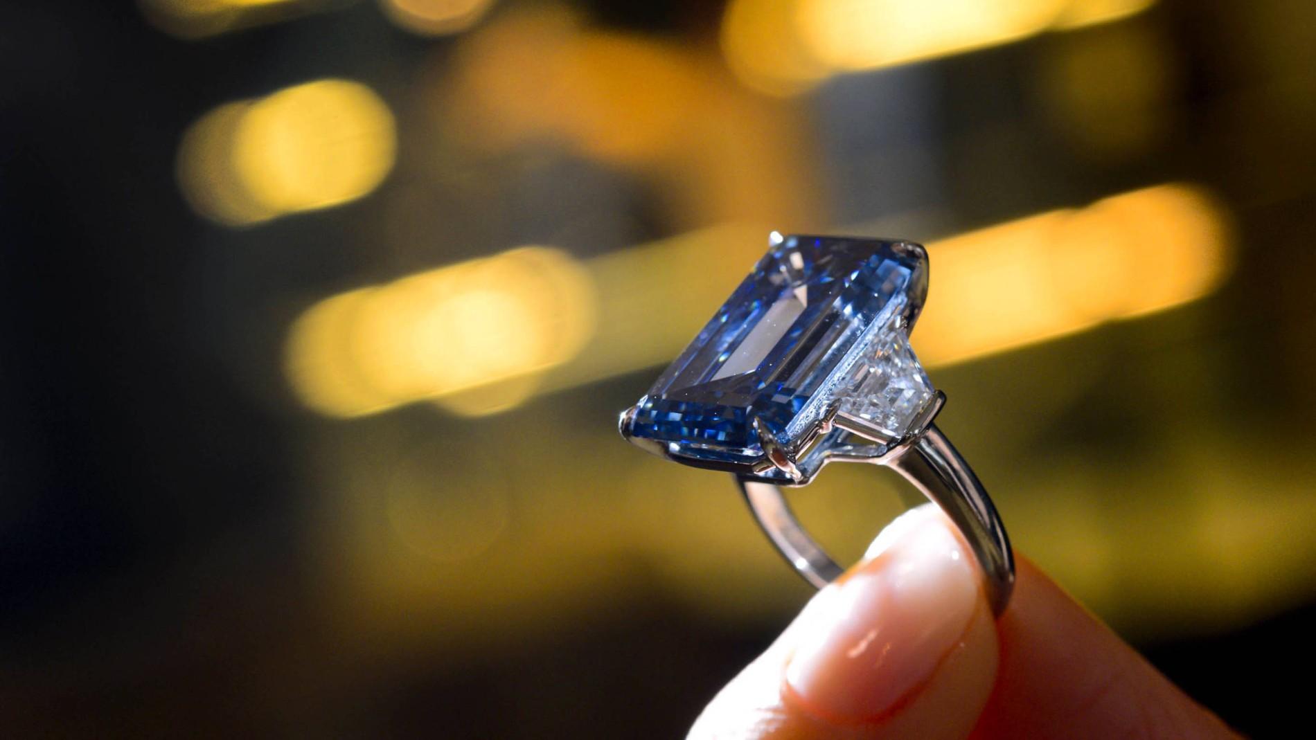 Diamanten Experte Und Plotzlich Ist Da Dieser Ring Menschen Faz